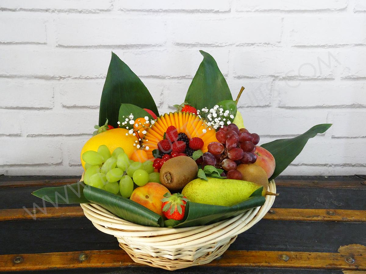 Corbeille de fruits de saison 2 kilos