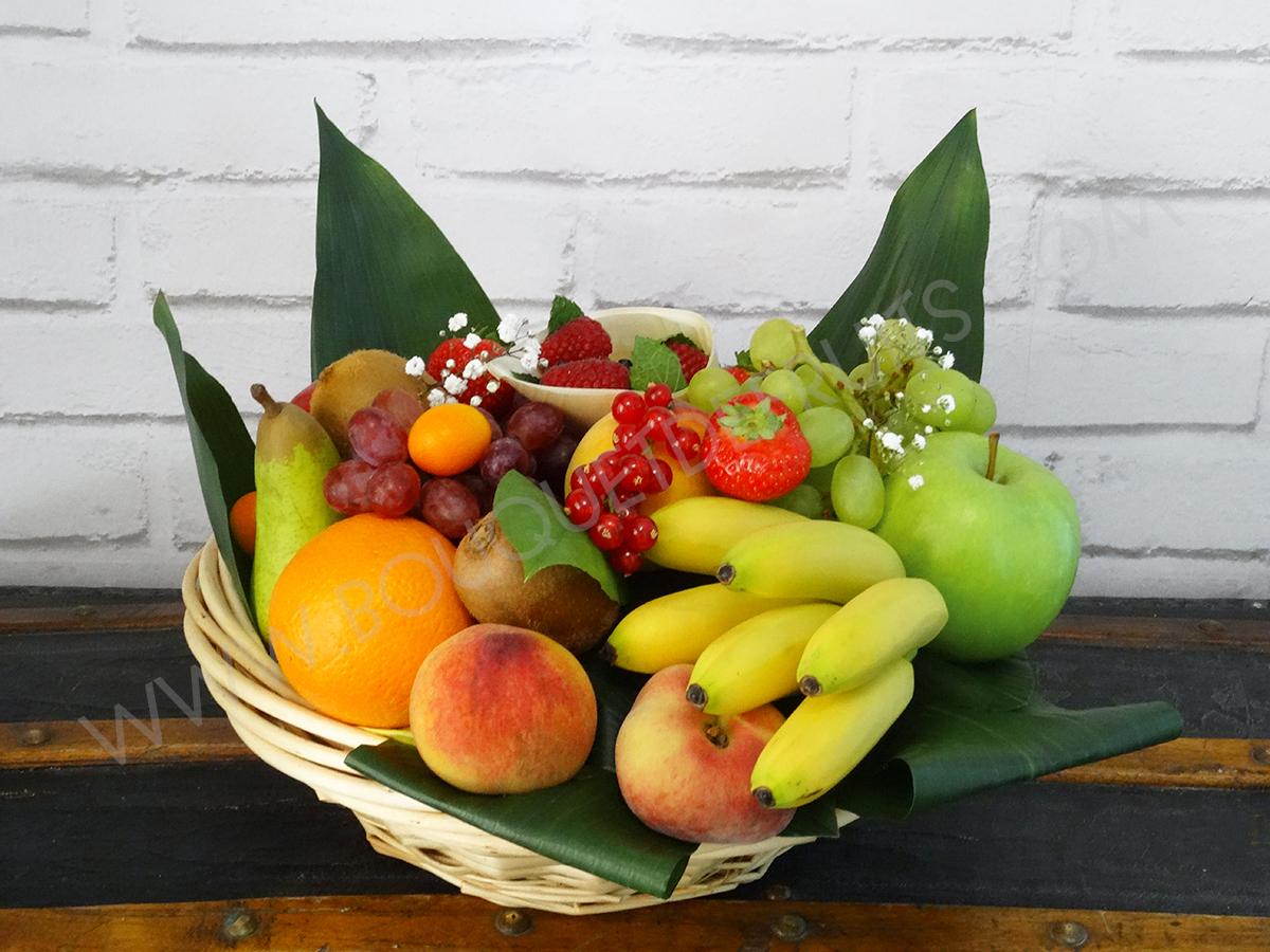 Corbeille de fruits de saison 3 kilos