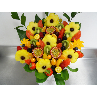 Bouquet de fruits C&J XL