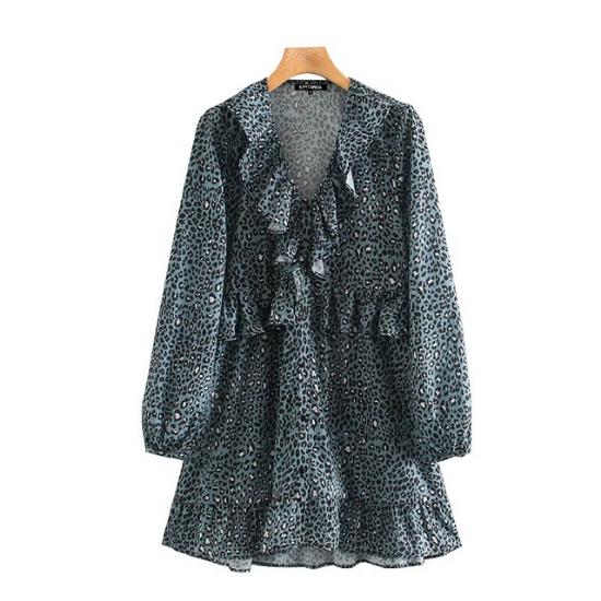 La Robe Iéna bleue