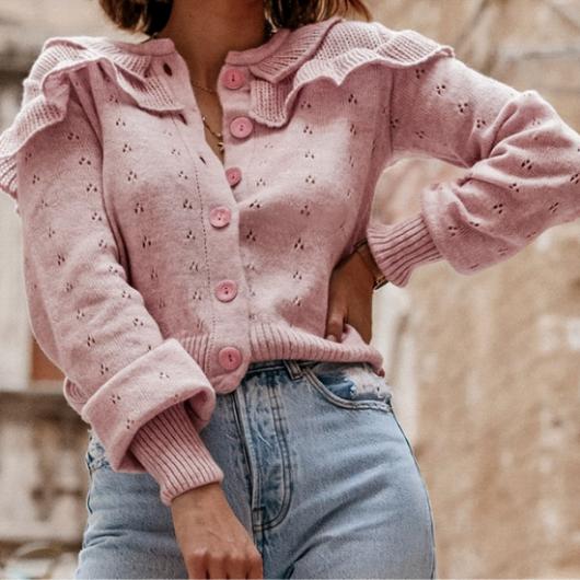 Le Cardigan laine Montmartre