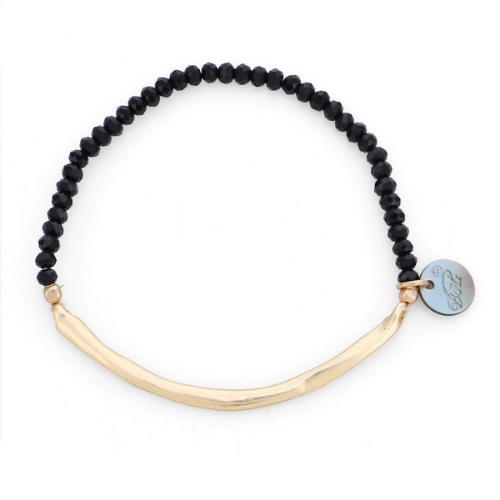 Le bracelet black & gold Trocadéro