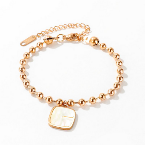 Bracelet rose gold nacré Montsouris