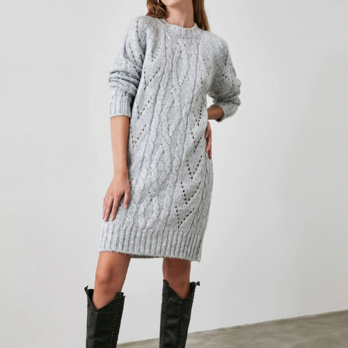Robe en tricot Montmartre