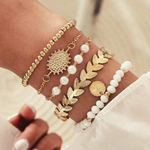 Ensemble de bracelets Turbigo