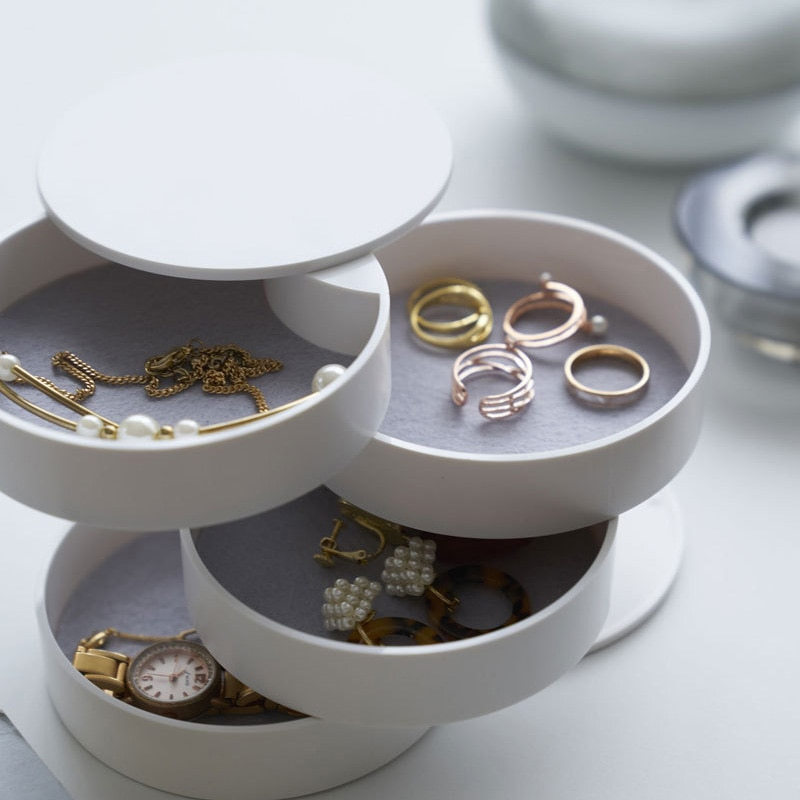 La Boite à bijoux ronde
