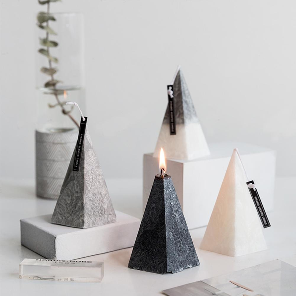Bougie Pyramide parfumée