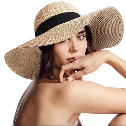 Le Grand chapeau de paille Montebello