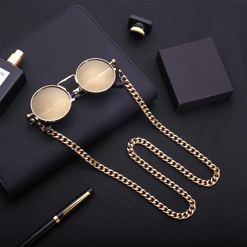 Chaînes de lunettes dorées Auteuil