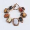 bracelet en cuivre pierres colorées bijou original bohème femme la selection parisienne