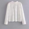 blouse blanche chic tendance  eshop la selection parisienne