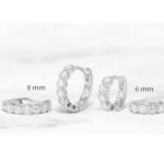 petites boucles doreilles argent zirconium bijoux femme petit prix la selection parisienne 2
