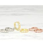 petites boucles doreilles argent zirconium bijoux femme petit prix la selection parisienne 3