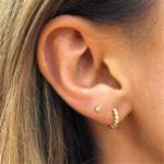 petites boucles doreilles argent zirconium bijoux femme petit prix la selection parisienne 1