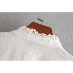 blouse blanche brodée femme boho la selection parisienne 1