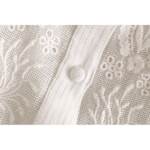 blouse blanche brodée mode femme boho la selection parisienne