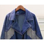 veste en jean loose tendance femme la selection parisienne 1