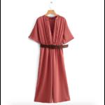combinaison vieux rose femme mi saison collection septembre 2020 eshop mode en ligne pas cher 2