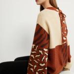 Gilet femme imprimé tendance léopard en ligne la selection parisienne concept store en ligne