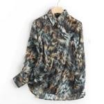 chemisier imprimé floral automne hiver femme vetement tendance la selection parisienne boutique mode en ligne 3