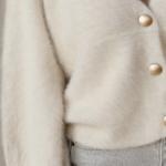 cardigan blanc mohair femme gilet hiver vetement pas cher tendance en ligne 2