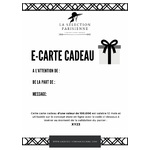 carte cadeau la selection parisienne cadeau femme en ligne mode bijoux déco dernière minute