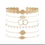 bracelets or bohème chic