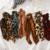 chouchou foulard foulchie imprimé léopard accessoire cheveux tendance