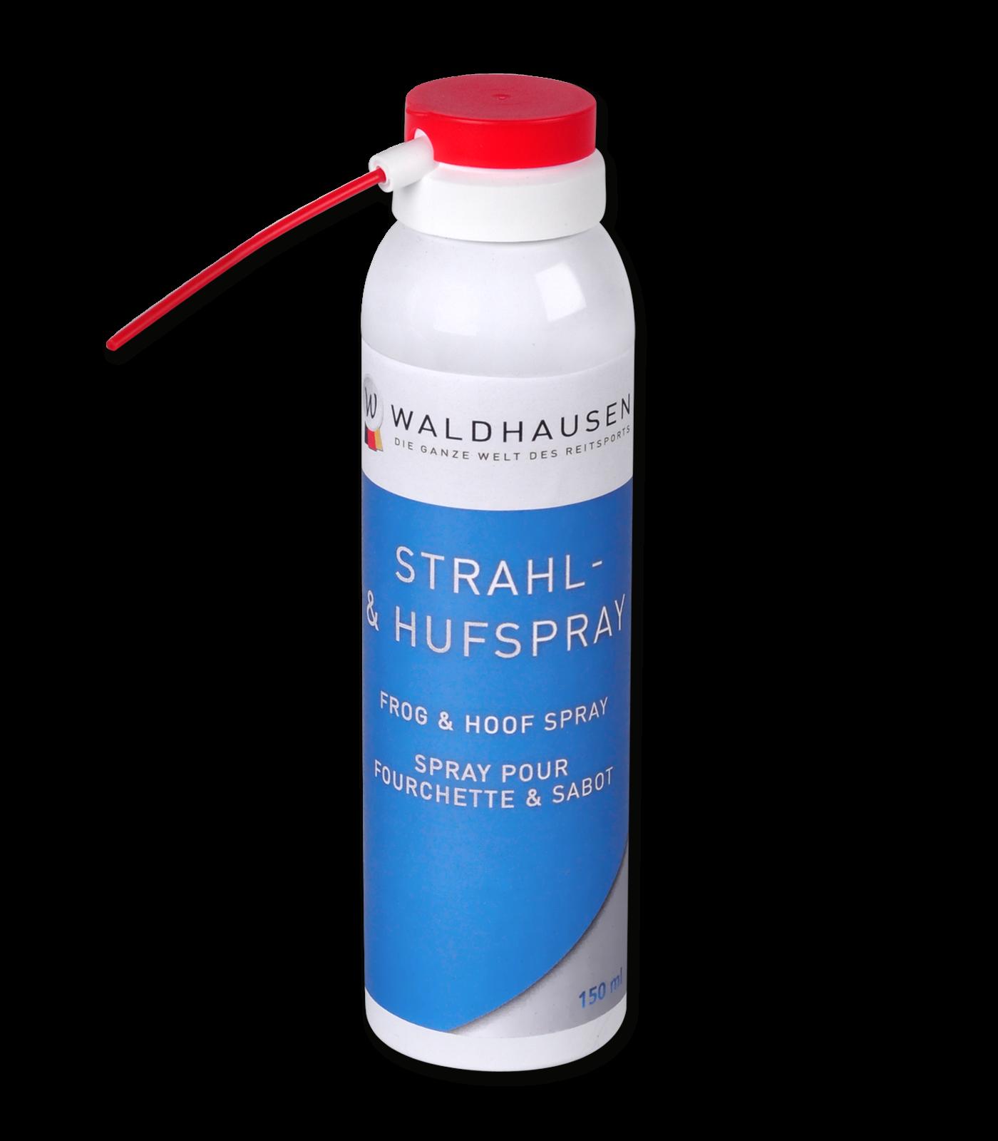 Spray de soin pour fourchettes et sabots