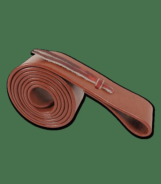 Tie strap pour selle western