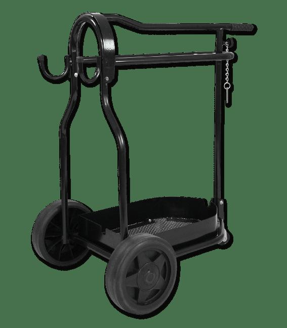 Chariot pour selle