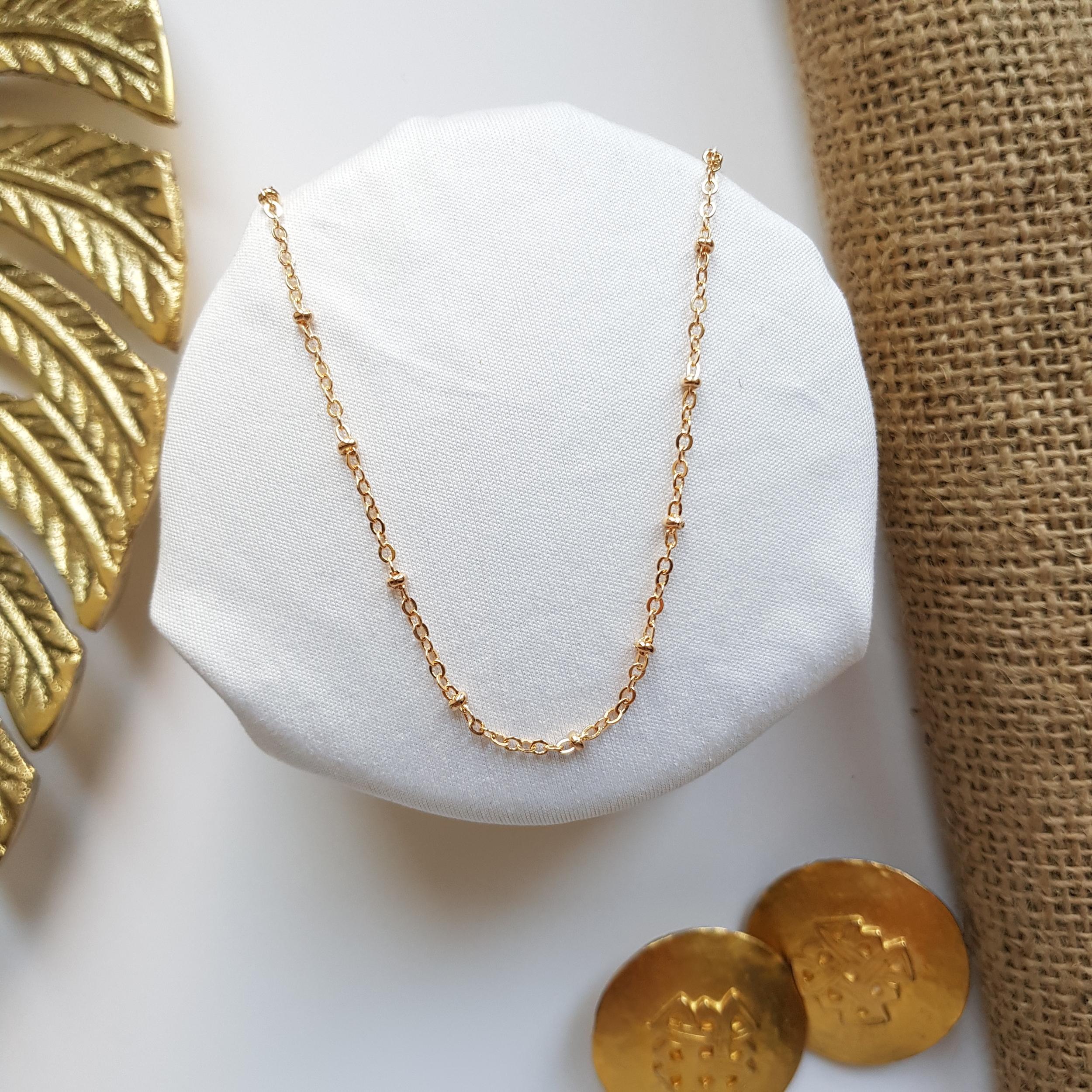 Bracelet de cheville - Small Pearls