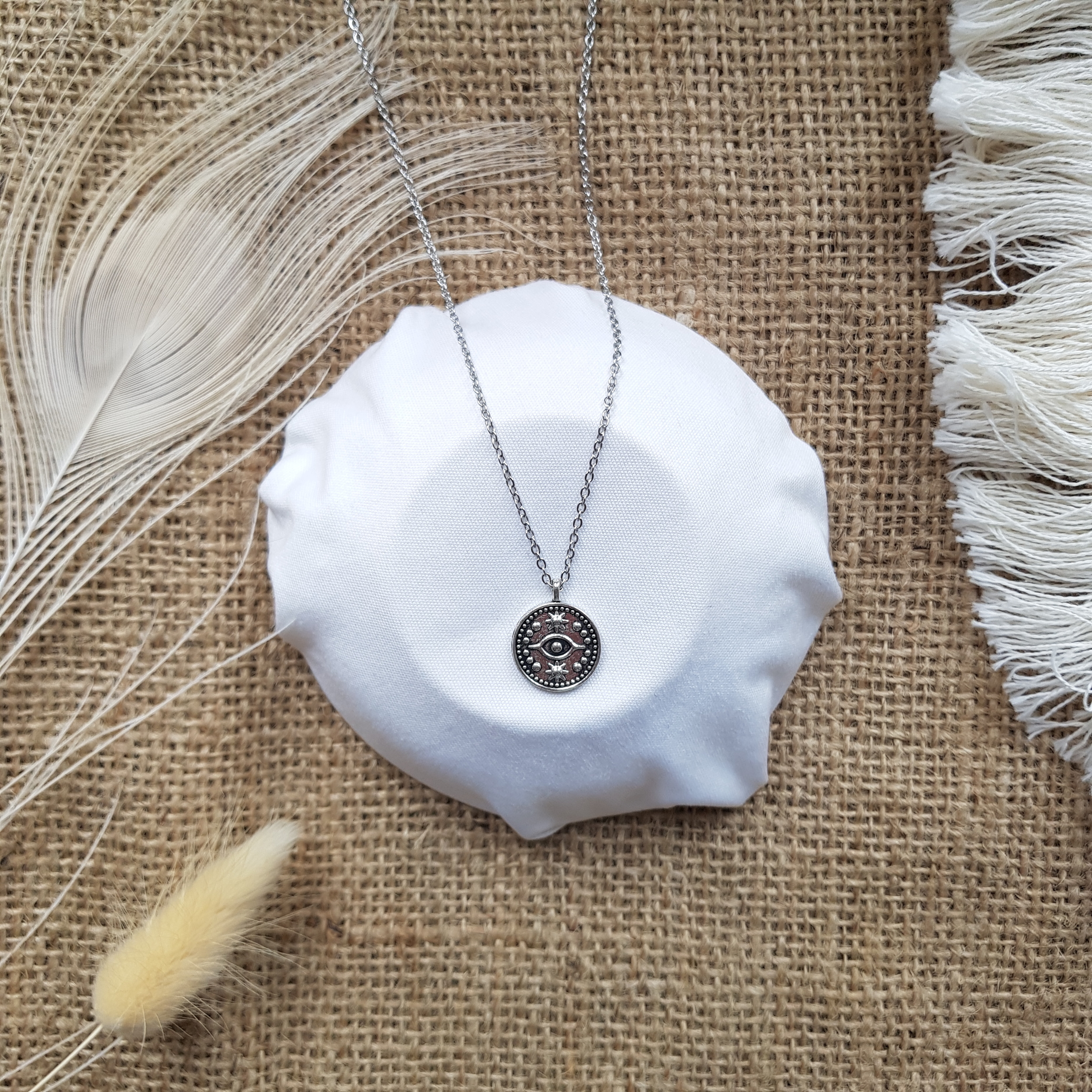 Collier Aya (silver)