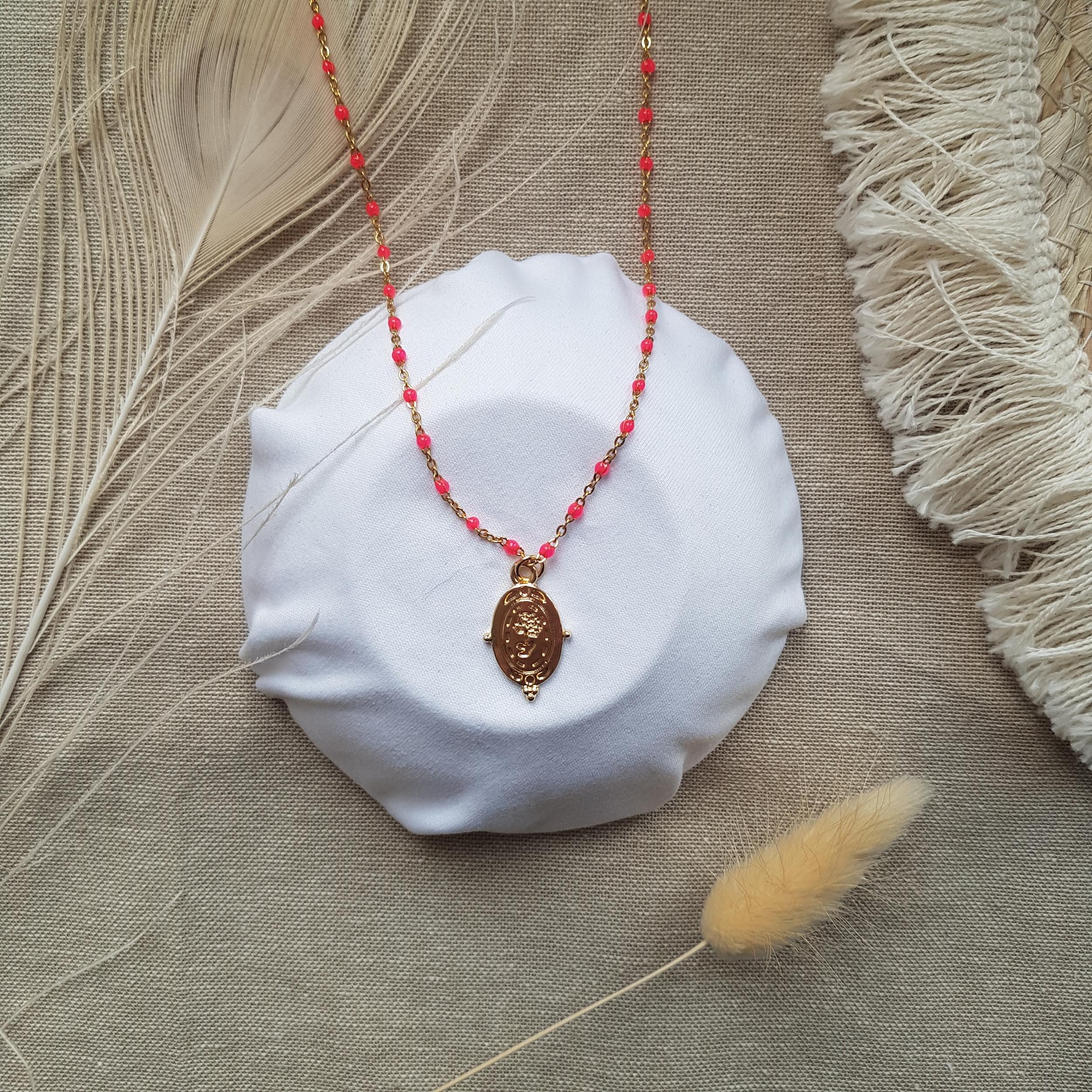 Collier Hyacinthe
