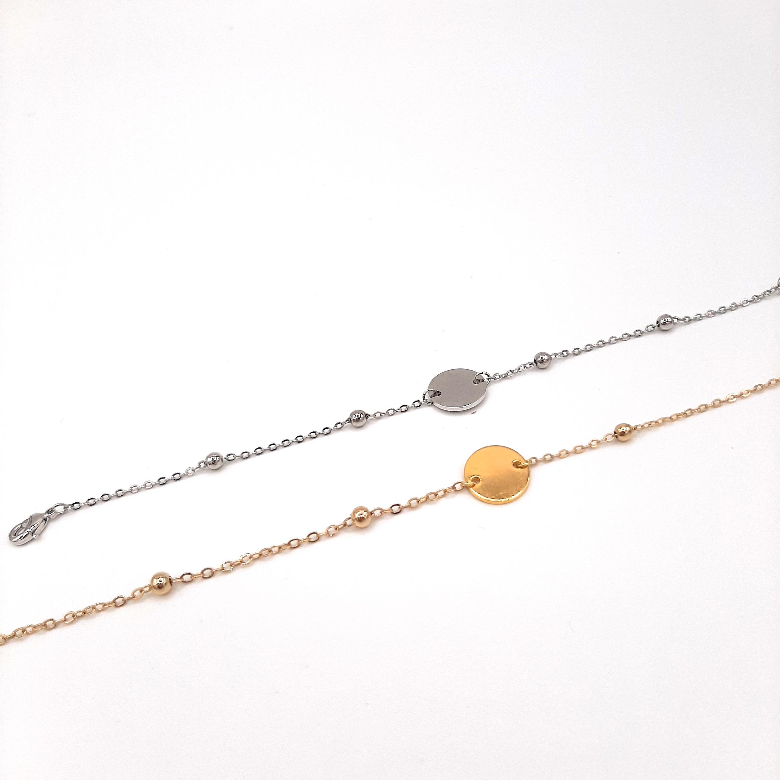 Bracelet Personnalisé Initial