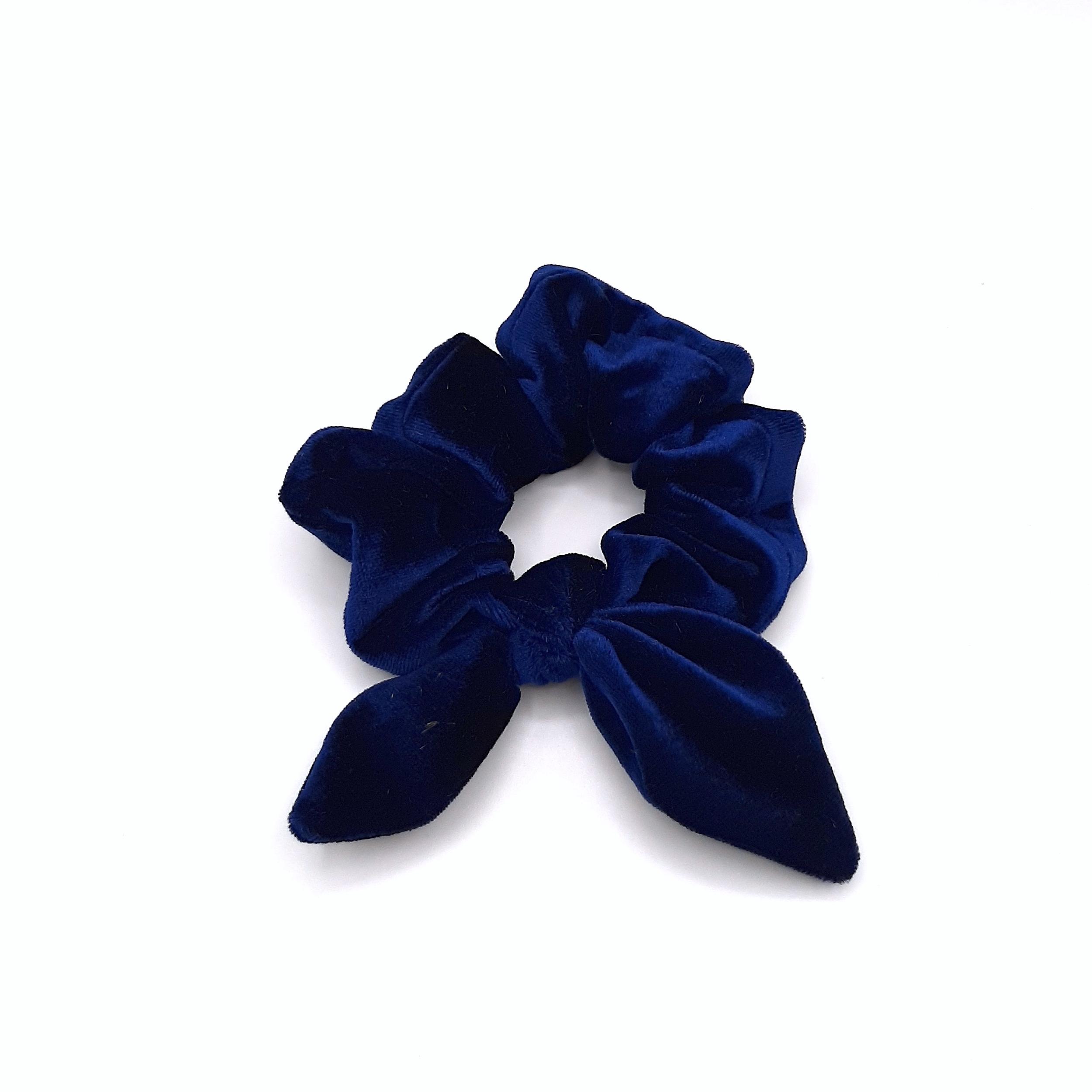 Velours Bleu Roi