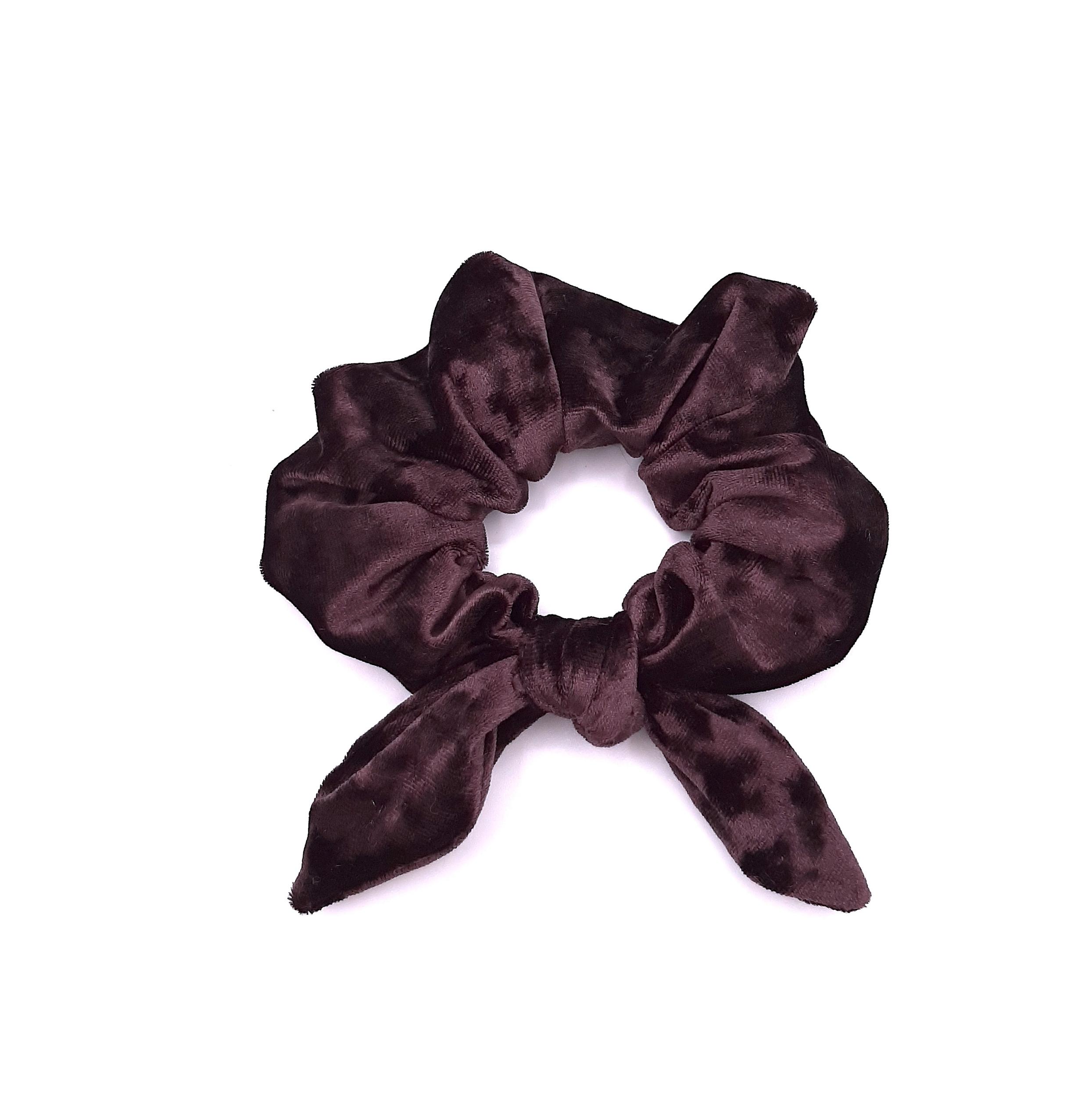 Velours Purple Aubergine