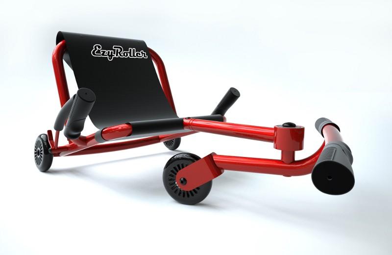 Ezyroller Rouge - Kart Enfant