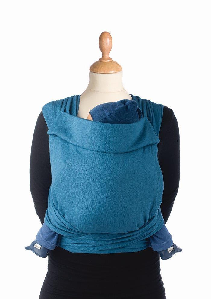 Porte-bébé BB-Taï campanula blue