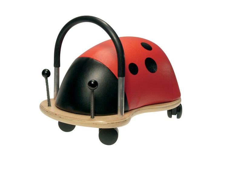 Trotteur Wheely Bug Coccinelle