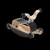 Wishbone design  Mini Flip - porteur - noir