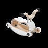 Wishbone design  Mini Flip - porteur blanc