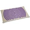tapis d'acupression fleur de vie Shantimat violet