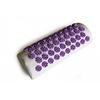 oreiller d'acupression fleur de vie Shantimat violet
