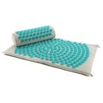 pack d'acupression fleur de vie Shantimat turquoise