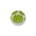 fleur de vie Shantimat vert
