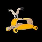 Wishbone Mini Flip - porteur - jaune