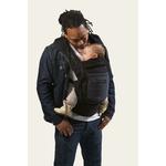 Porte-bébé Physiocarrier  love radius  - Noir poche Anthracite - JPMBB