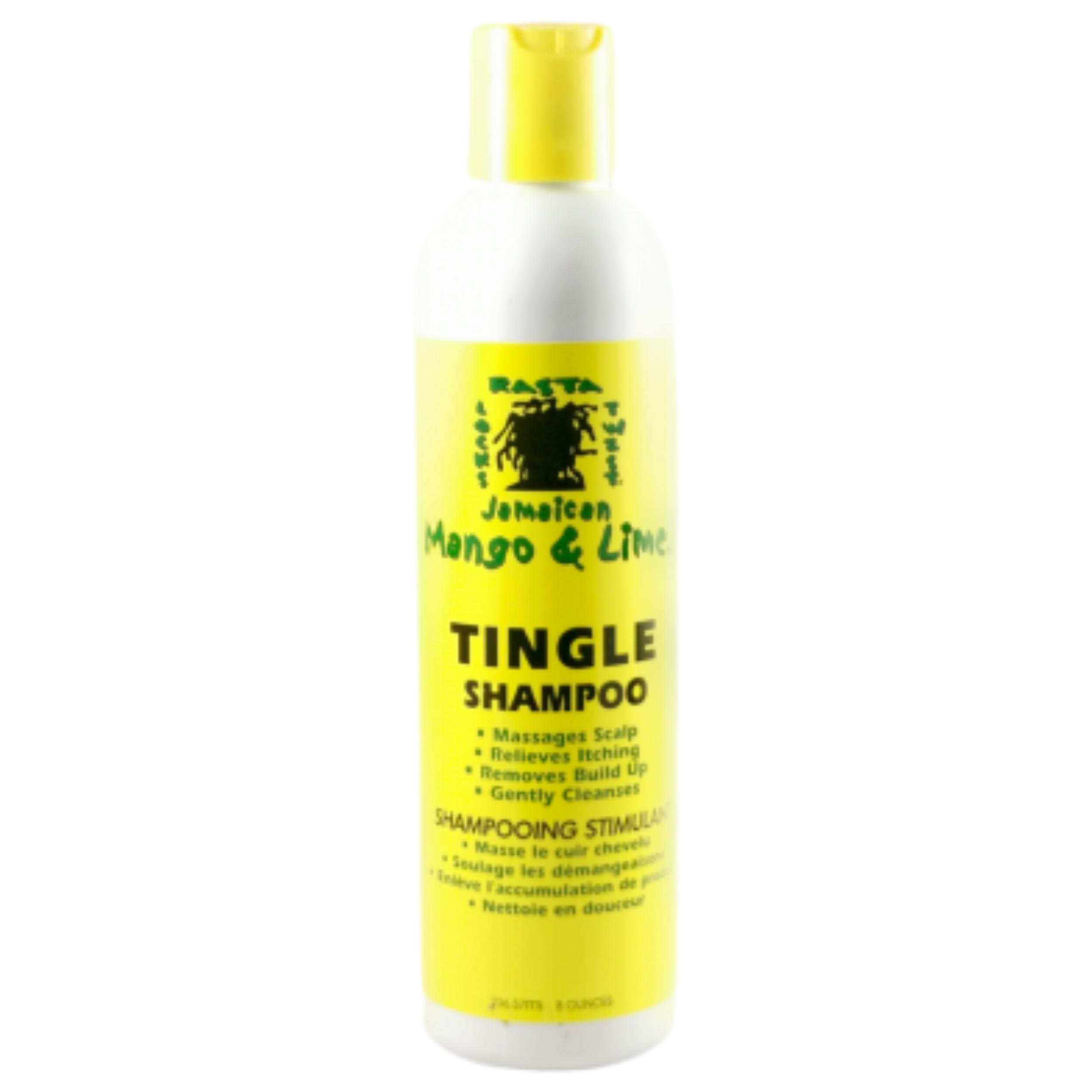 Shampooing stimulant. Aide à masser le cuir chevelu et nettoie en douceur locks et twists