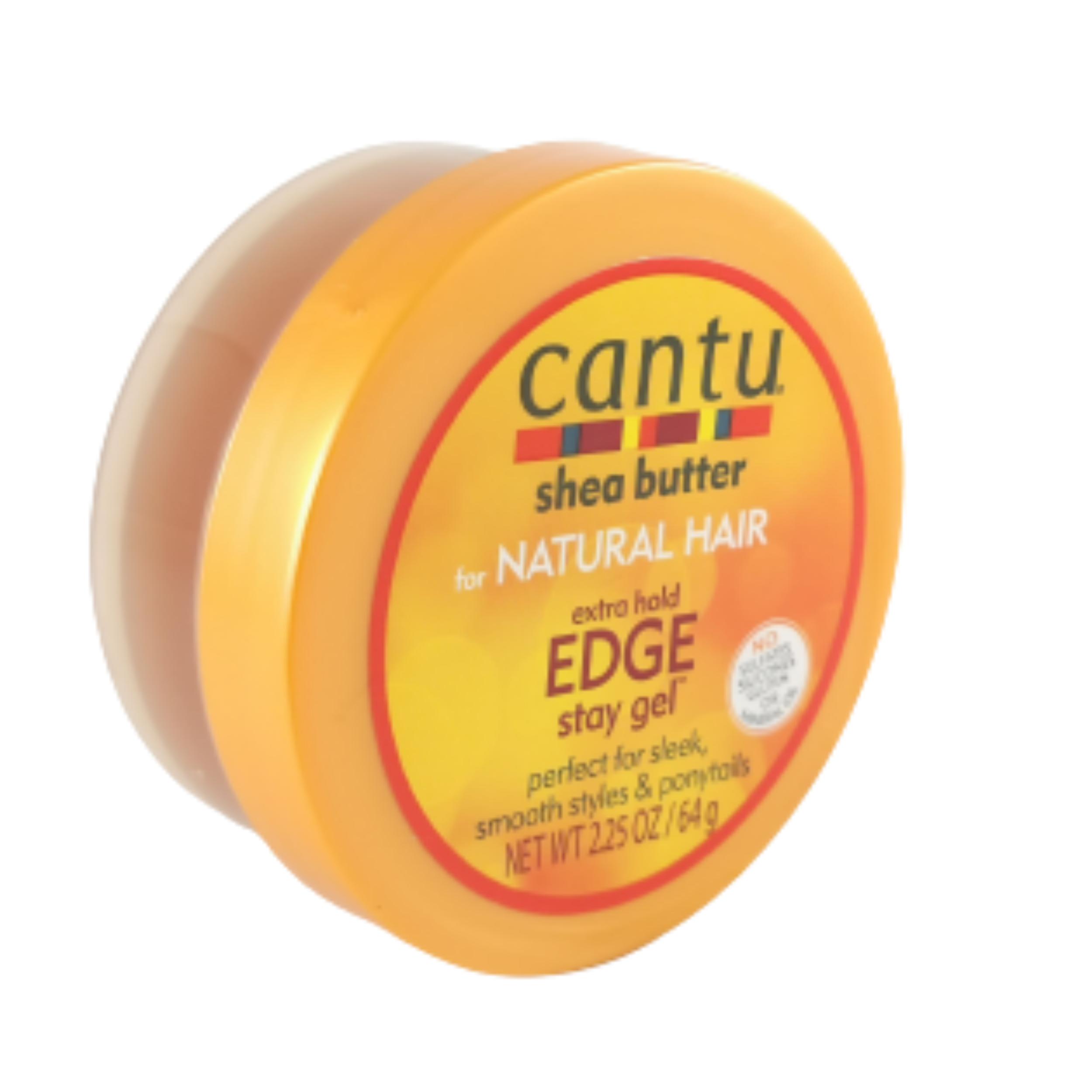 Gel. idéal pour dompter les baby hair ainsi que les mèches rebelles - CANTU